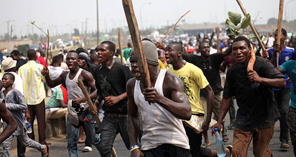 Why Nigerians are in an 'occupy' mood