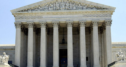 Supreme Court justices face tangled mess with Texas redistricting plan