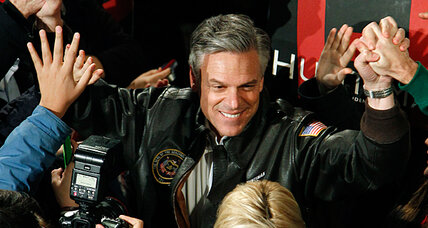 Jon Huntsman gaining steam in New Hampshire primary