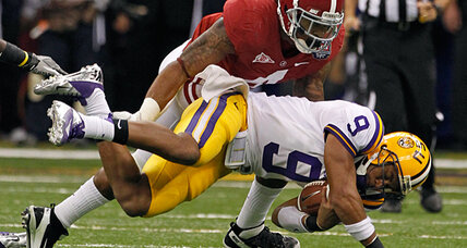 LSU vs. Alabama goes from hyped rematch to lopsided score