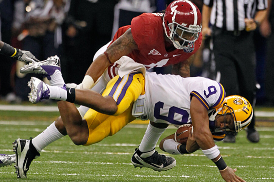 LSU vs. Alabama goes from hyped rematch to lopsided score ...