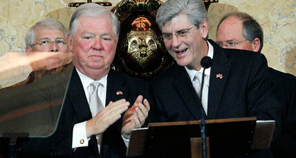 Did Haley Barbour's pardon spree go too far?