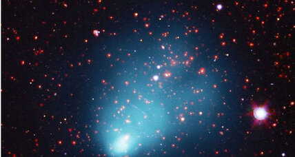 Humongous 'El Gordo' galaxy cluster packs mass of 2 quadrillion stars