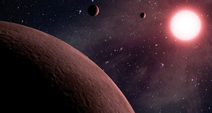 Scientists discover three smallest alien planets yet