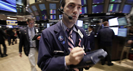 Stock prices rally, but investors drop out