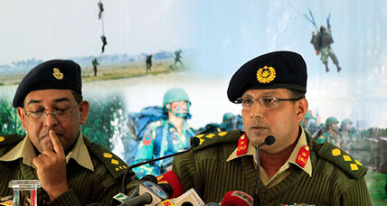 Bangladesh Army says it foiled a coup via Facebook