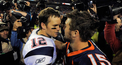 Tim Tebow and Tom Brady: Opposite in every way? Maybe not.