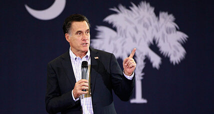 Mitt Romney: Does it hurt him that he's a French-speaking rich guy?