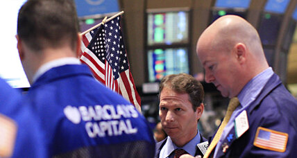 Stocks slip; JPMorgan disappoints