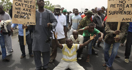 Occupy Nigeria victory: president to cut fuel prices