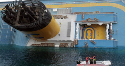 Costa Concordia: Why navigation might 'fail' and other cruise ship questions