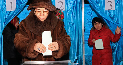 Kazakhstan vote fails key democracy test, say officials (+video)