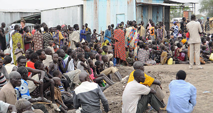 In South Sudan, tribal militias exact revenge (+video)
