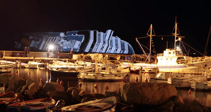 Costa Concordia cruise ship death toll at 11