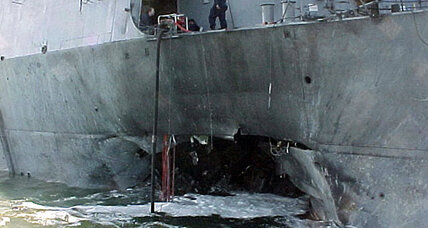 USS Cole bombing: Judge denies lawyers' bid to meet with unchained client
