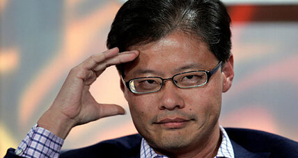 Jerry Yang leaves Yahoo in surprise departure