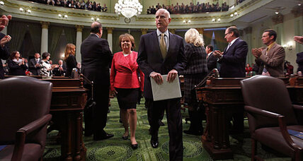 Jerry Brown's defiant State of the State: California is still golden