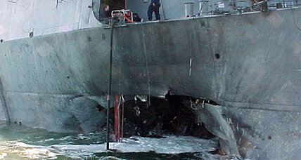 USS Cole bombing: Judge allows prosecution to use 'sanitized' evidence