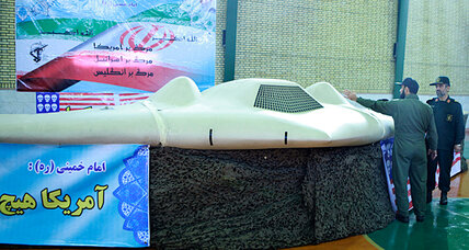 Iran to return drone to Obama – a pink, $4 toy version