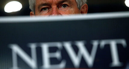 Polls show a Newt Gingrich comeback? Not so fast.