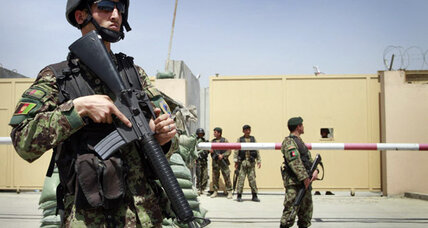 US report on Afghan rampage raises questions about NATO's exit