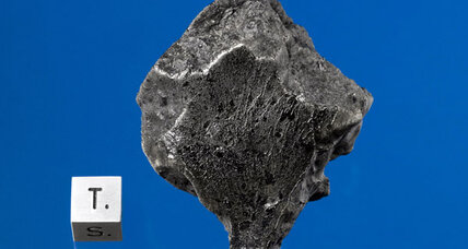 Meteorites in Morocco confirmed to be Martian in origin