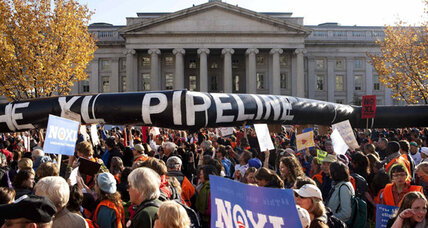 White House may reject oil pipeline, Feb. deadline 'purely political'