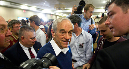 Ron Paul: Are his voters being stolen away by Stephen Colbert?