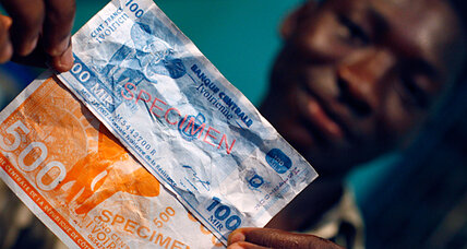 Africa's single currency, the CFA Franc, in a Post-euro Future