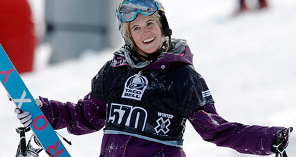 Top Canadian freestyle skier Sarah Burke dies from injuries after accident
