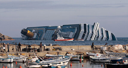 Costa Concordia captain: symbol of the era?