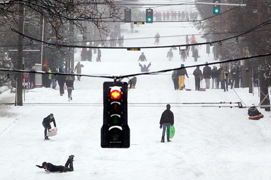 Forecast: Seattle weather could stay eventful in next ...
