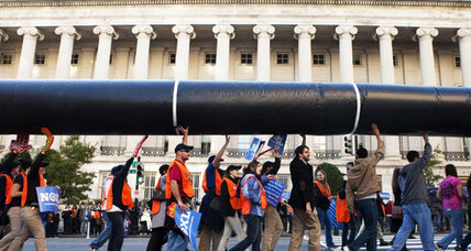 Canada hopeful US will approve Keystone pipeline