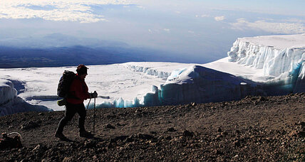 Porters are unheralded heroes of Africa's Mt. Kilimanjaro
