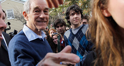 Will Ron Paul pick up many of Rick Perry's voters?