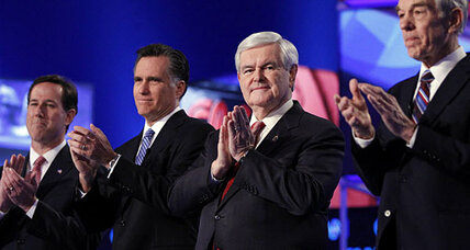 Republican debate brings out aggression in candidates