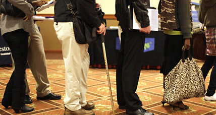 Jobless claims lowest since 2008