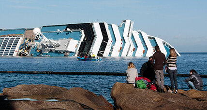 Costa Concordia wreck: What we know a week later