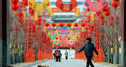 China's New Year: there be dragons, but not enough train tickets