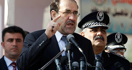 Iraq's Maliki accused of jailing, torturing opponents