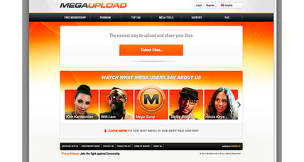 US files charges against Megaupload in 'largest copyright case'
