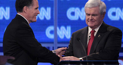 Newt Gingrich's 'Romney tax' not a bad idea