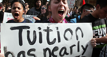 How to fix California's college tuition problem