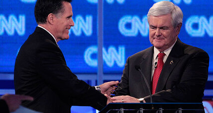 Can Newt Gingrich win Florida without Mitt Romney's bucks?
