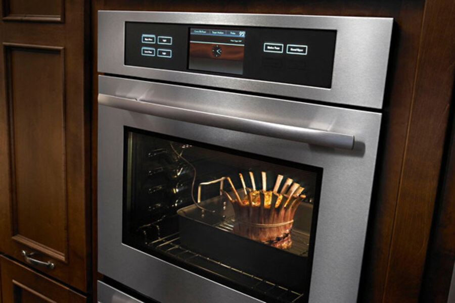 Jenn Air Oven >> How much do you save by leaving your oven light on? - CSMonitor.com
