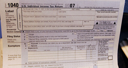 Limting itemized deductions is a no-brainer