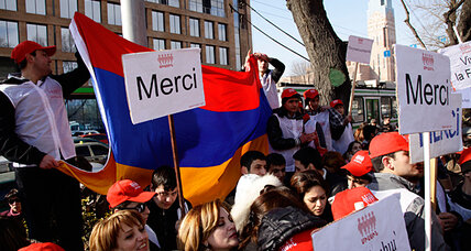 France brings Armenian genocide bill one step closer to law