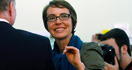 Rep. Gabrielle Giffords: what she has stood for in Congress