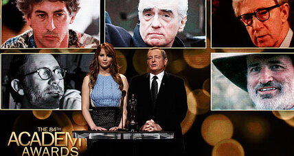 Oscar nominations 2012: year of the 'feel-good' nominee (+video)