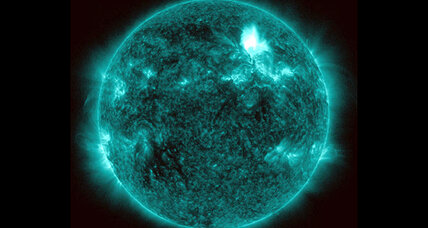 Solar storm buffets Earth: How protected is the US power grid?